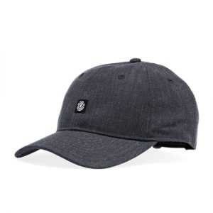 Gorra ELEMENT Fluky Charcoal Heather