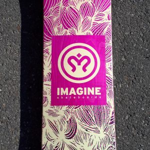 tabla skate imagine jungle 8""