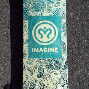 tabla skate imagine jungle 8.2""