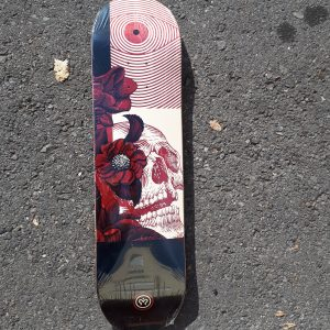 tabla imagine skate death flower 8.1""