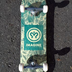 SKATE COMPLETE IMAGINE JUNGLE 8.25""