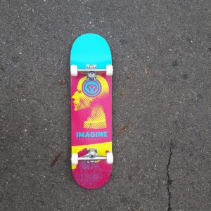 Skate Completo Imagine Skateboard Super-Pro 8.3″