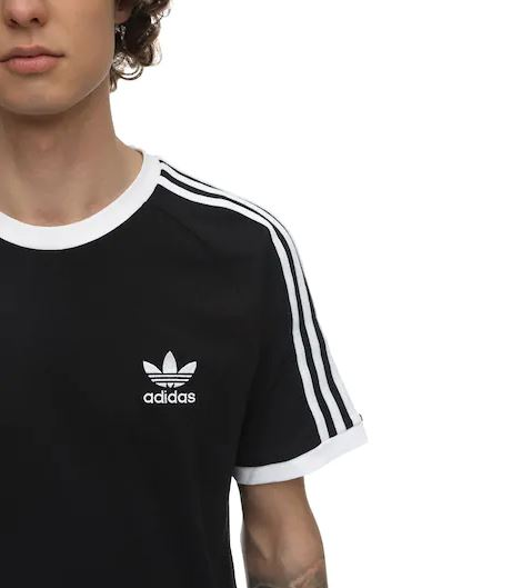 3 stripes black Cali adidas Originals