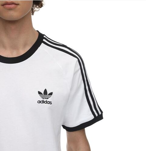 3 stripes white Cali adidas Originals
