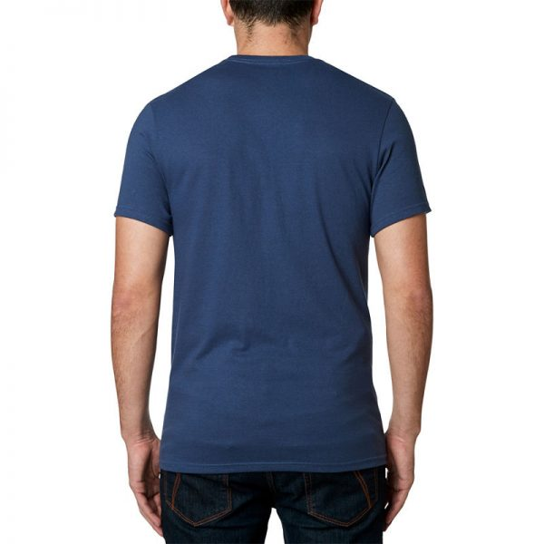 Camiseta FOX de manga corta Far Out light indigo