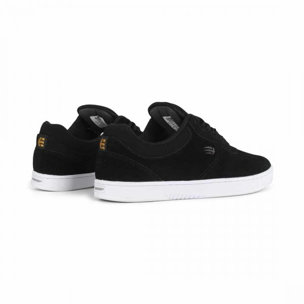 Etnies Joslin Shoes Black White Gum