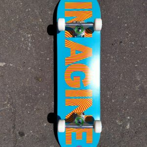 Skate Completo IMAGINE Skateboard Stripe