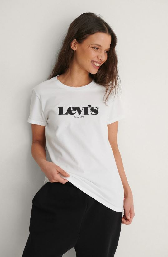 LEVIS The Perfect Tee New Logo II