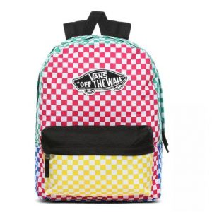 Mochila Vans Realm Checker Block