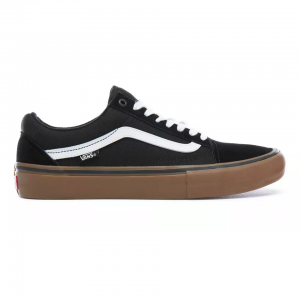 ZAPATILLAS OLD SKOOL PRO Black-White-Gum