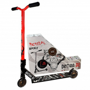 Scooter BESTIAL WOLF Demon D2 Limited Edition
