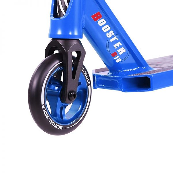 nuevo scooter bestial wolf booster b18