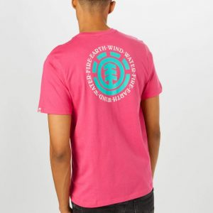 camiseta element seal bp fushia red