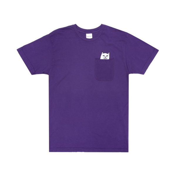 camiseta-ripndip-lord-nermal-pocket-tee-purple