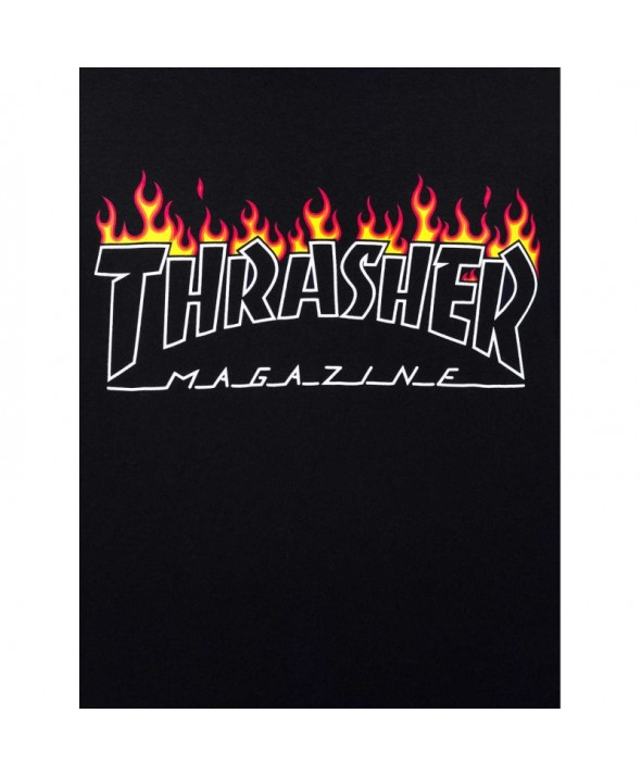 camiseta thrasher scorched outline