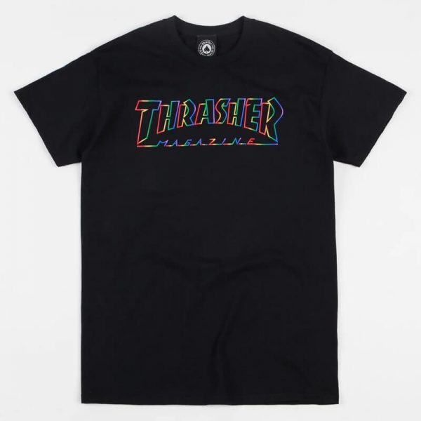 camiseta thrasher spectrum