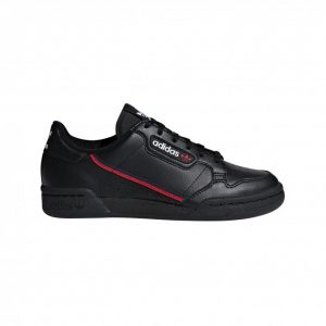 zapatilla adidas continental 80 black