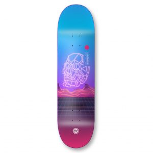Tabla IMAGINE Future Sinth Skull 8.6″