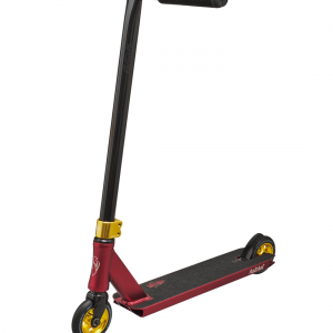 North Hatchet 2020 Scooter Freestyle Color: Wine Red & Gold