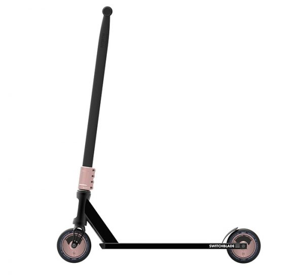 scooter north-switchblade-2020-pro-scooter-Black & Rose Gold