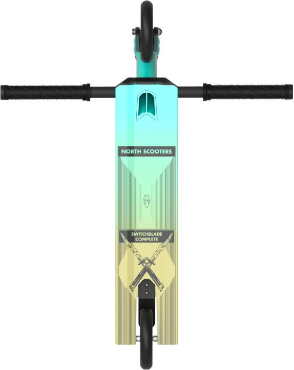 north-switchblade-2020-pro-scooter-Tropic-Fade-Black