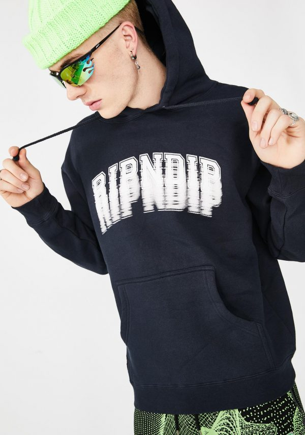 sudaderea Drop Out Hoodie (Navy)