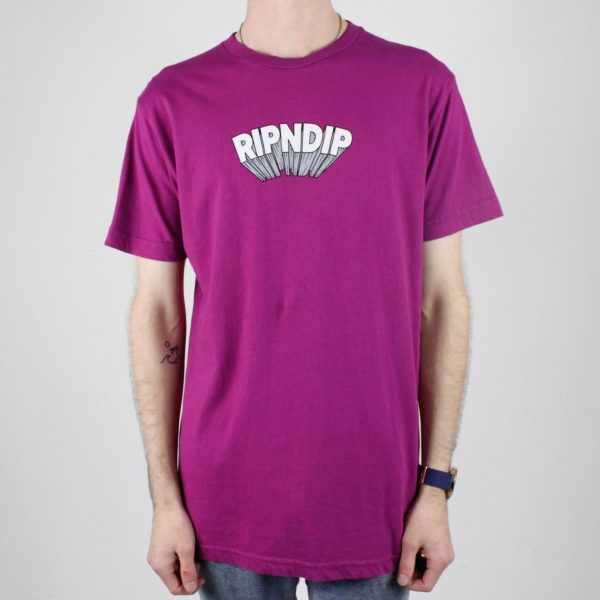 Camiseta RIPNDIP Mind Blown
