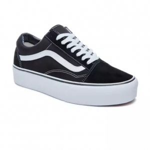 zapatilla vans old skool plataforma